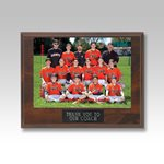 Coach Gift Wood Plaque