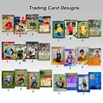Trading Cards (10 Pack)