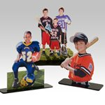 Photo Acrylic Statuettes
